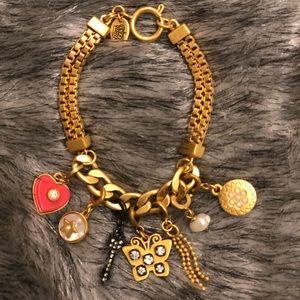 Juicy Couture 💖 Mini Charm Bracelet
